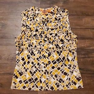 Tory Burch Sleeveless Top